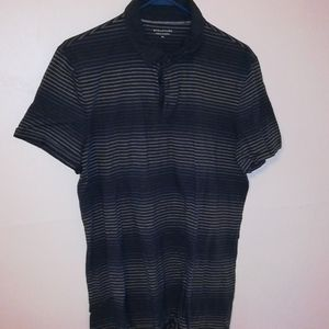 Nwot striped polo